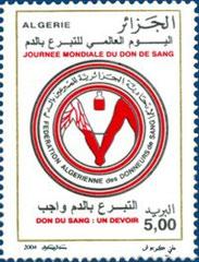 Jornada Mundial de Donación de Sangre, Año 14/06/2004.