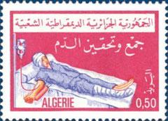 Colecta y Transfusión de Sangre, Año 1975.