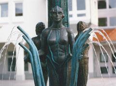 Röhrenfrau
