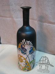 7-014.  Бутыль для белого вина.