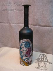 7-016.  Бутыль для красного вина.