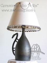 """4-021. Настольная лампа """"Монисто""""."""