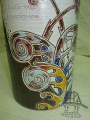 7-011.  Бутыль с «антибульком» 2 (фрагмент).