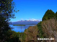 Vulkan im Tongariro Massiv
