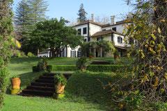 Palheiro Gardens mit der Quinta, dem Herrenhaus der Familie Blandy