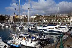 Funchal, Yachthafen