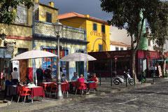 Funchal, Rua Don Carlos I in der Altstadt