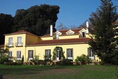 Palheiro Gardens, Luxushotel Casa Velha, die umgebaute Quinta des Conde de Carvalhal