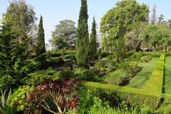 Palheiro Gardens, eine subtropische Parkanlage
