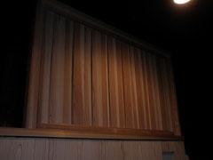 建具屋制作の無双窓(閉)
