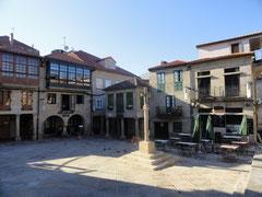 Pontevedra - Plaza Lena