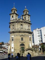 Pontevedra - La Peregrina