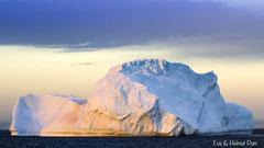 Eisberg im Südpolarmeer