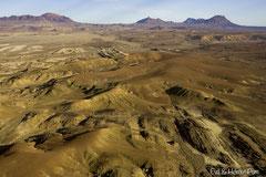 Berglandschaft im Namib-Naukluft-Park
