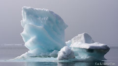 Eisberg-Block