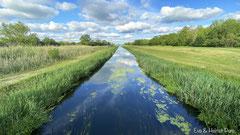 Der Einserkanal im Burgenland