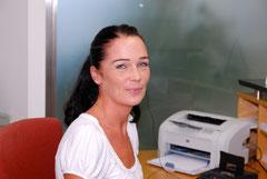 Manuela Raggl, Arzthelferin