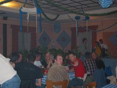 Oktoberfest im Saal