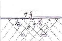 Les accrocheurs de love
