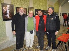 Michel Renda - Michel Siffre - Antonio Danieli - Andrea Scatolini