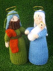 Muñecos Tejidos A Dos Agujas Bichitoscrochet