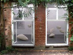 Ort: Parkhaus im Malkasten, Düsseldorf, 2008