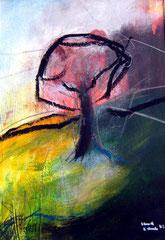 Albherbst -Baum