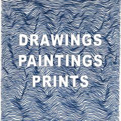 Drawings Paintings Prints