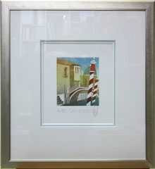 San Lorenzo - 36 x 38 cm - verkauft