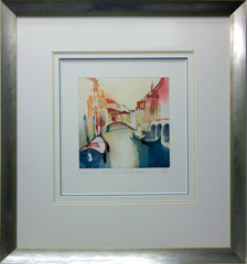 Venedig - 75 x 80 cm