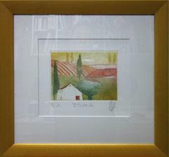 Toscana - 38 x 36 cm - verkauft