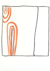 Nordseetagebuch #11, 2016, 29,6 x 21 cm, Chinatusche, Wasserfarbe, Graphit auf Papier