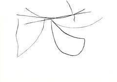 Föhr Tagebuch # 17, 2017, 27 x 38 cm, Chinatusche, Graphit auf Papier
