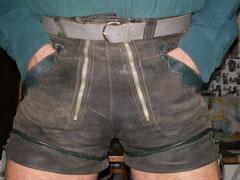 dark grey · waist 30 ½  · 20110125-06