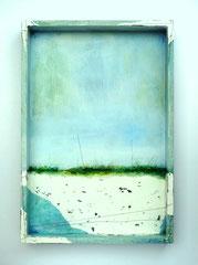 水辺を想起するUNIT 「漠」 W324×D474×H62㎜