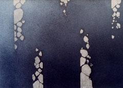 series 「荒涼」-鵬程の果て(C) 652×910㎜