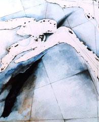 水壁の波動 (areaⅡ) 660×538㎜