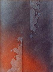 series 「荒涼」-寂寞(L) 400×300㎜