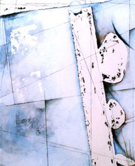 水壁の波動 (areaⅠ) 660×538㎜