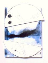 水辺の記憶-2000Ⅱ 300×220㎜