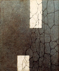 series 「荒涼」-落魄 550×460㎜