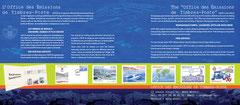 4 pages en tout (en français,iici présentées et en anglais) pour le magazine Monaco Yachting