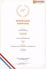Niederländischer Champion