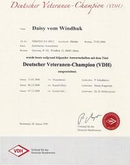 Vet. Champion VDH