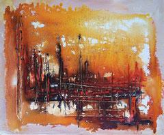 """2015-117, """"Metropolis"""", 100 cm x 80 cm"""
