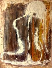 """2016-240, """"perlucens adulescens"""", 60 cm x 80 cm"""