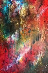 """2014-25, """"Autumn 5"""", 50 cm x 50 cm"""