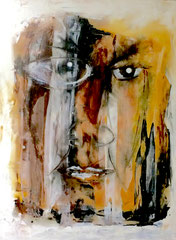 "2016-239, ""Rusty dusty"", 60 cm x 80 cm"