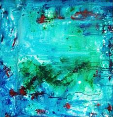 """2014-21, """"Autumn 1"""", 50 cm x 50 cm"""