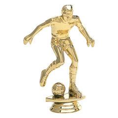 """TFS911 - 4-1/2"""" Male Soccer Figure"""